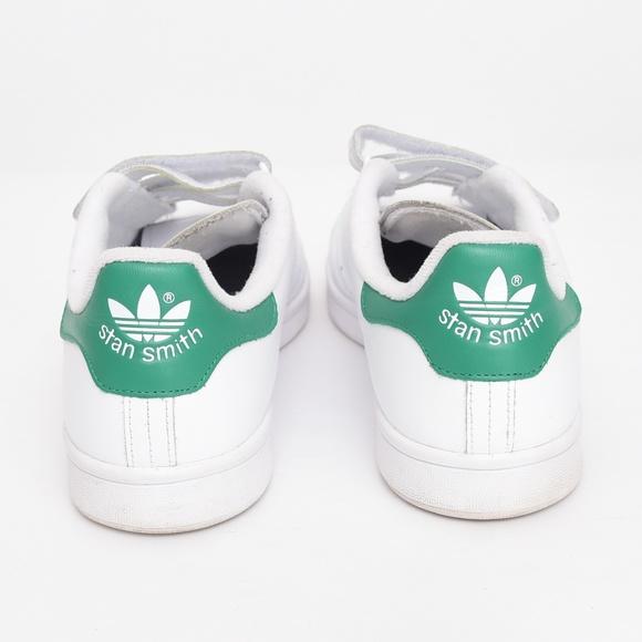 Le adidas stan smith bianco verde Uomo poshmark